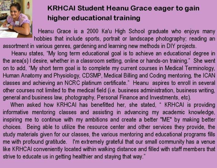 Heanu Grace