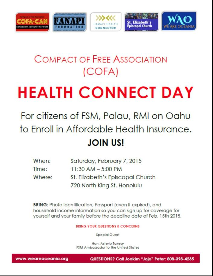 Health Connect Day