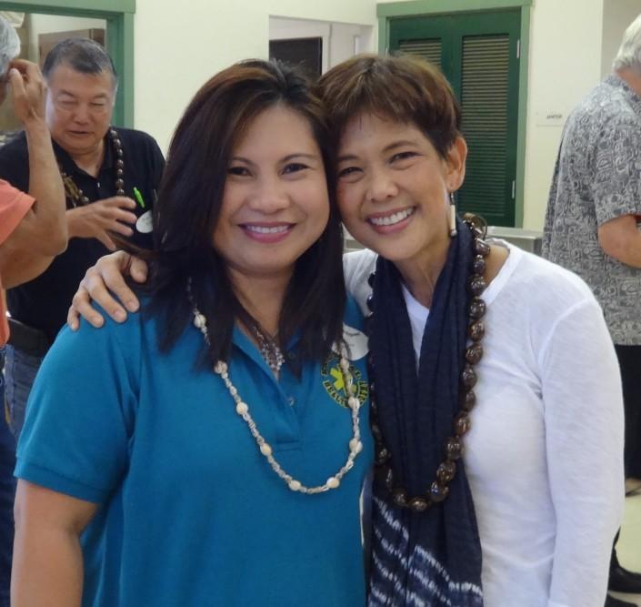 Luz & Elisa Yadao (HMSA)