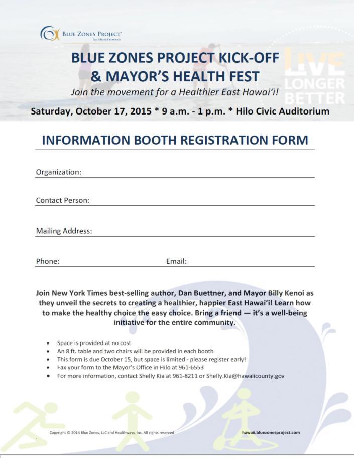 2015 Health Fest