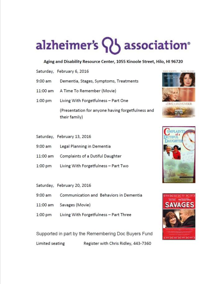 hilo Alzheimers