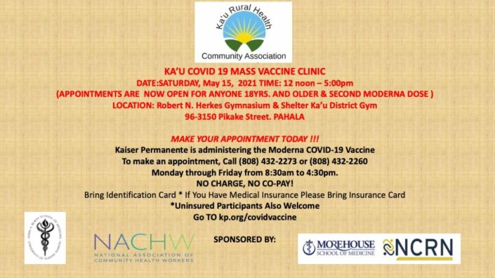 COVIDCLINIC May 15